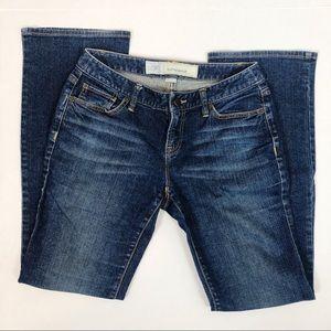 5/$25 Loft Curvy Boot Jeans Sz 4